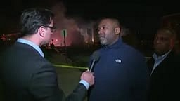 Preaching Responds to Church building being Burnt to the Ground during Baltimore Riots