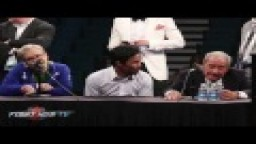 Floyd Mayweather vs. Manny Pacquiao full video- Complete post fight press conference
