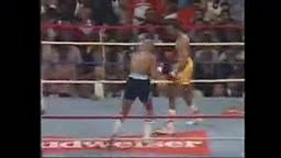 Hearns vs Hagler One of the BEST 1st Rounds of Boxing EVER