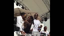 HUGE FIGHT! LUDACRIS, JAMIE FOX, WILL SMITH'S SON AT VEGAS POOL PARTY When Brawl Erupts!