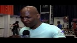 Bernard Hopkins says we dont have to agree with Mayweather-Ali comments but has right to say it