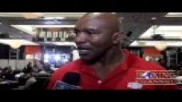 Evander Holyfield on Mayweather- Ali comments