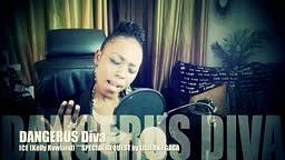 Dangerus Diva Cover-ICE Kelly Rowland