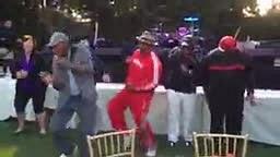 @realjohnnygill @cedentertainer @anthonyanderson as @_jeffreyosborne's backup dancers at @georgelop