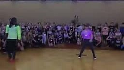 Waka Flocka Flame My song #NoHands inspired an amputee to dance. This is humbling