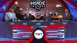 Inside The Nba: Shaq Vs McCrady FIGHT & Shaq Apologizes To T-Mac On TV