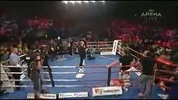 Kimbo Slice vs Shane Tilyard