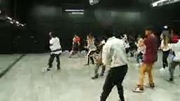 Mos Wanted Dance Crew Does Michael Jackson