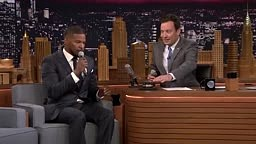 LOL! Jamie Foxx Does Singing Impressions For Jennifer Hudson, John Legend & More! (Jimmy Fallon)