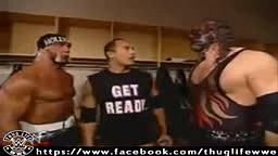 WWE Wrestler Kane Impersonates Hulk Hogan and the Rock