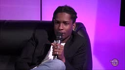 A$AP Rocky Talks RIhanna & DISSING Rita Ora: Her Big Mouth Led to 'Better Things'