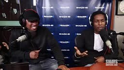 Watch: A$AP Rocky Freestyles OFF THE TOP on Sway in the Morning