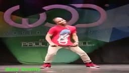 This Dancer is SICK with It