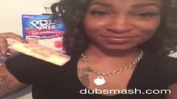 That DubSmash QUEEN is back By Ash'Leigh Braxton