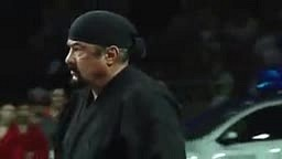 Steven Seagal visited Russia and showed some Aikido skills - May 2015