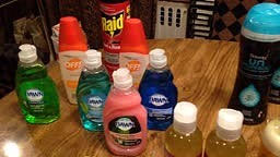 Bought Downey Unstoppables & Aresol Sprays earned $10 Cash Card