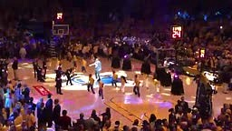 WATCH: E-40 Performs At NBA Finals Halftime Show