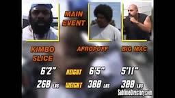 Kimbo Slice Best Street Fights