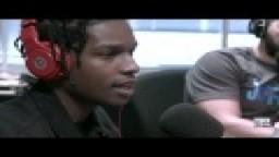 ASAP Rocky Speaks On New Album & Spits Freestyle For The Cruz Show (Power 106)