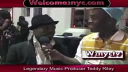 TEDDY RILEY SAYS MICHAEL JACKSON YOU ARE A GOD