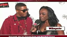 Bet Awards Dorrough chats with Dangerus Diva