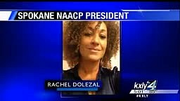BUSTED!! Black NAACP Leader Outed As A WHITE WOMAN By Her Parents & Gets Confronted By MEDIA!