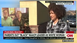 WHITE NAACP Leader Rachel Dolezal's Parents: She's Been Black Since College