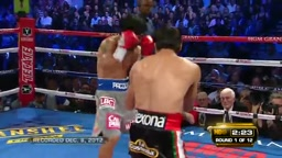 Pacquiao vs Marquez 4 the KNOCKOUT
