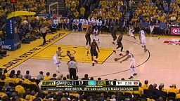 Stephen Curry Dazzles with 37 in Game 5 Victory