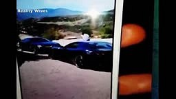 Gilbert Arenas Destroys His Car After Fight With Laura Govan