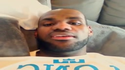 Lebron James message to the Haters after Golden State Warriors Win Championship