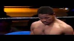 Adrien Broner vs Shawn Porter - Full Fight. KNOCK DOWN Round 12
