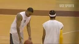 Iverson vs Nelly in Horse