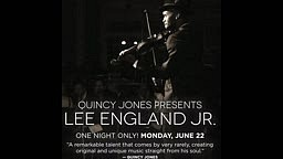 Quincy Jones NEW Talent Discovery is Violinist Lee England Jr