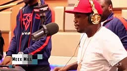 Meek Mill's DJ Self Freestyle