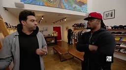 SNEAKER SHOPPING WITH SEAHAWKS MARSHAWN LYNCH