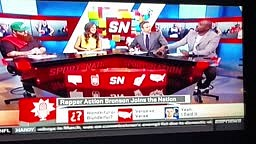 ACTION BRONSON TAKES SHOTS AT GHOSTFACE KILLAH ON SPORTSNATION
