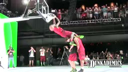 WATCH: HIGH SCHOOLER WINS JORDAN BRAND'S #FIRSTTOFLY DUNK CONTEST