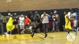 WHOAAA!! DeMar DeRozan DUNKS On James Harden! Watch his 360 Layup On The Break!!