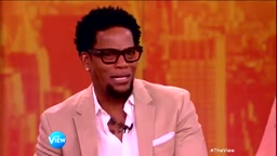 LOL! Comedian D.L. Hughley Says When He Sees Serena Williams He Wants To Have SEX With Her When He Sees Caitlyn Jenner..