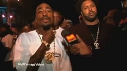 Tupac Disses Nas in Interview at MTV Music Awards After Party