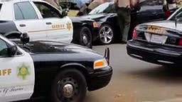 Los Angeles Cops Fatally Shot Mentally ILL Man After He Reversed His Car On Them!