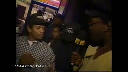 WATCH: Eazy-E DISS Dr. Dre on 'Yo MTV Raps!!!' Interview