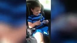 Mom Tells five-year-old boy she's pregnant
