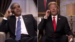 President Obama Calls Donald Trump With Debate Advice