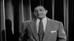Video Footage of Bill Bailey Moonwalk dancing in 1955