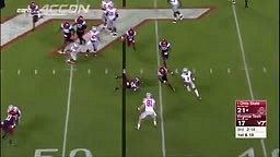 WATCH: OHIO STATE'S BRAXTON MILLER PULLS OFF INCREDIBLE SPIN MOVE ON TOUCHDOWN RUN