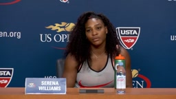 WATCH: Serena Williams Checks Reporter Asking Why She Isn't 'Smiling'