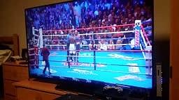Mayweather VS Berto Fight Rd 7-8