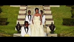 Dwyane Wade & Gabrielle Union Turn Wedding Video Into Trailer For Romantic Comedy 'The Wade Union'